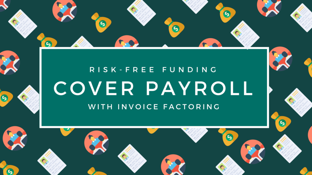 payroll funding for staffing company