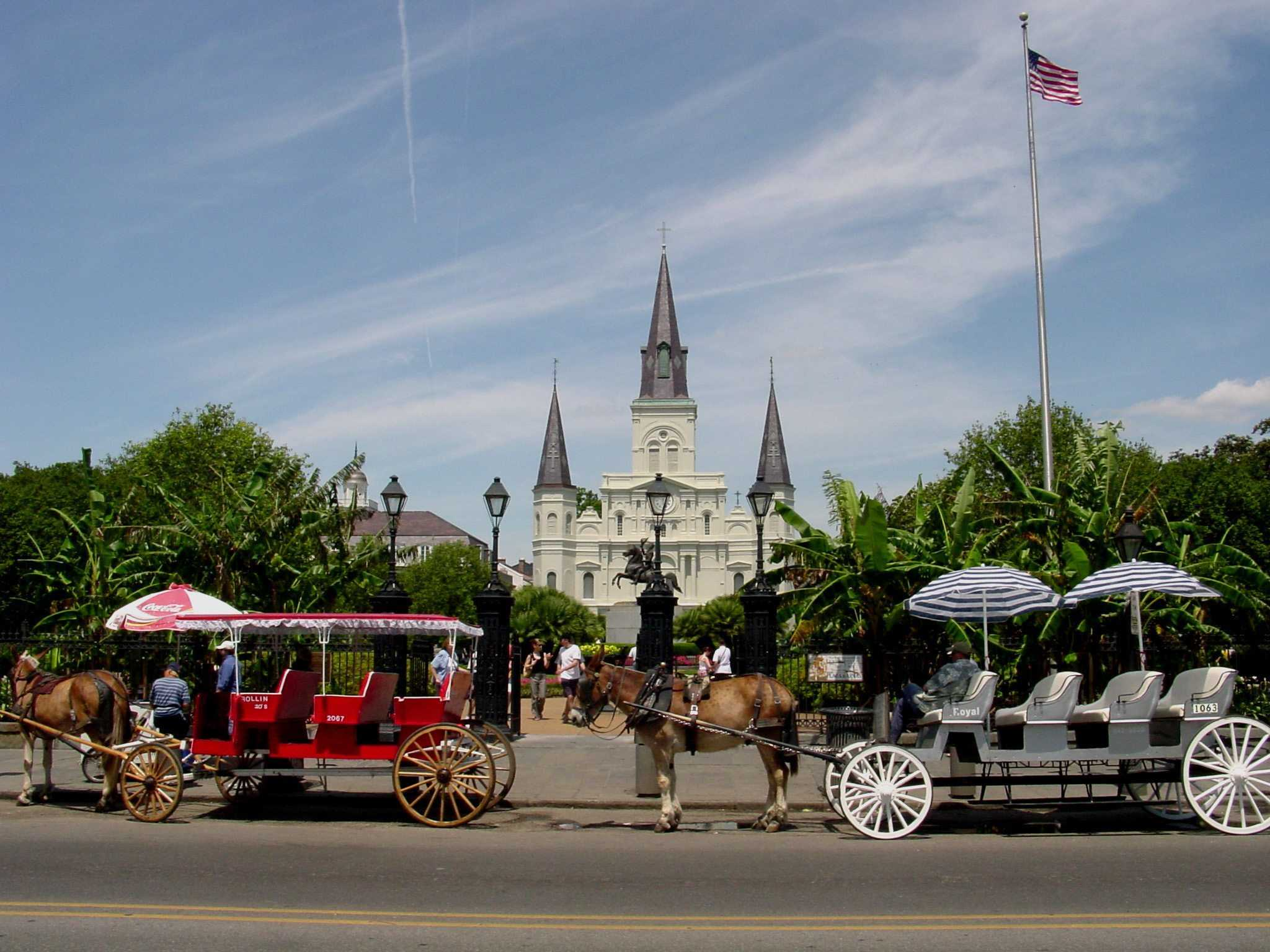louisiana parade
