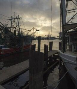 alabama shrimp boat