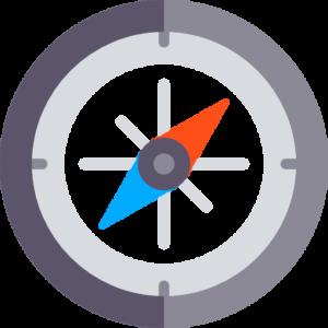 compass icon 512