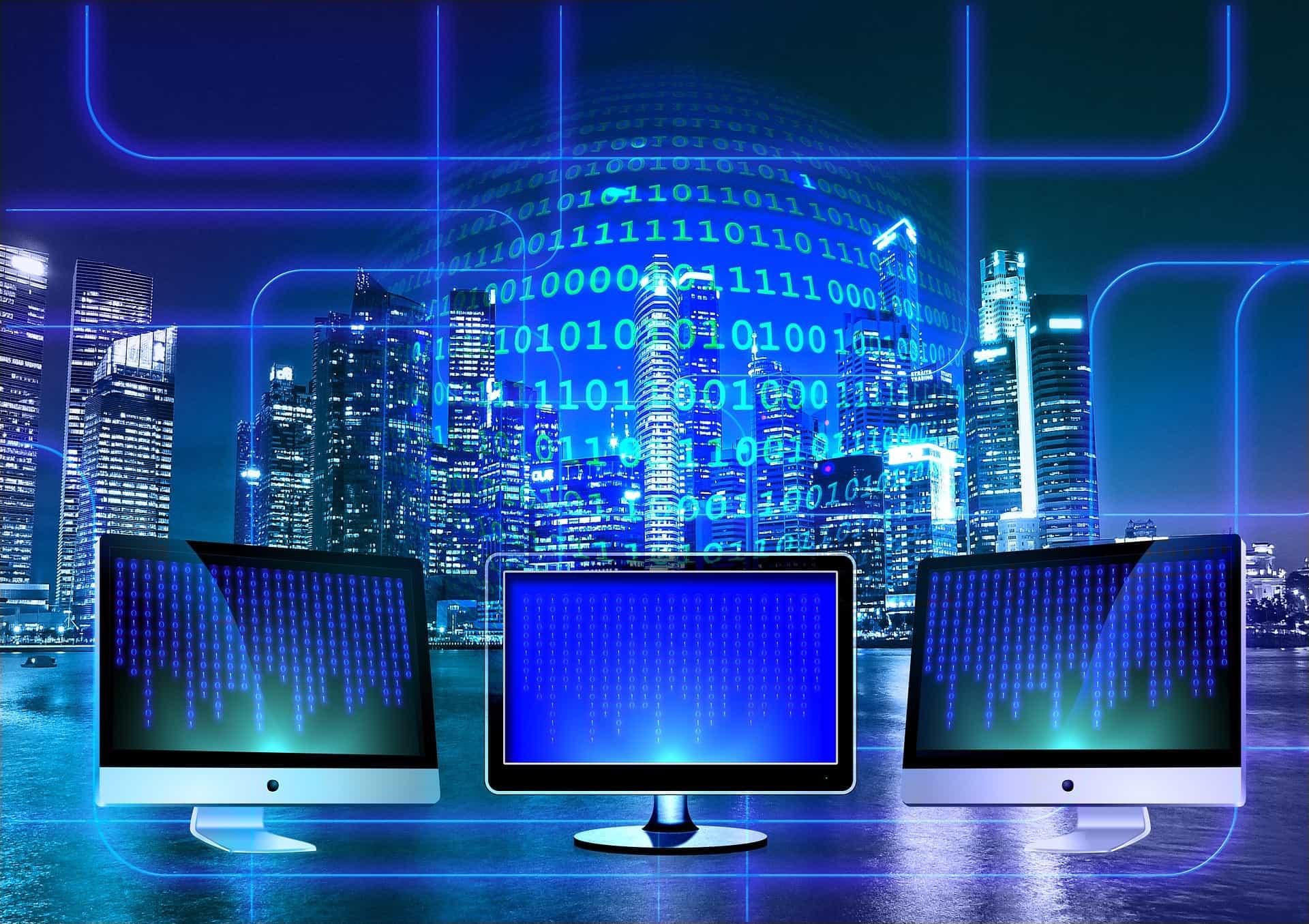 digital computer monitors net neutrality