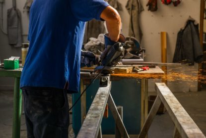 manufacturing welding compressor