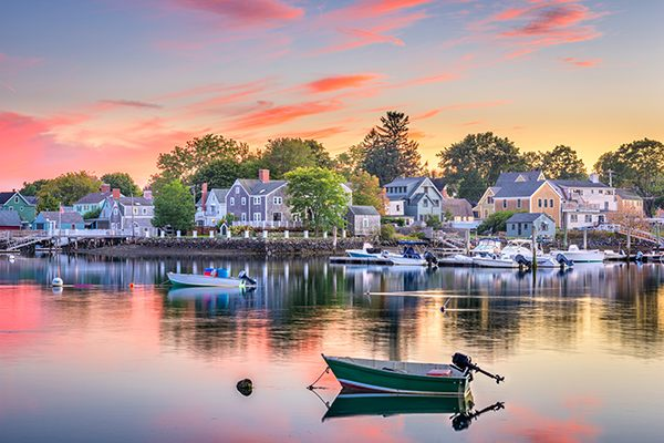 new hampshire portsmouth by lake